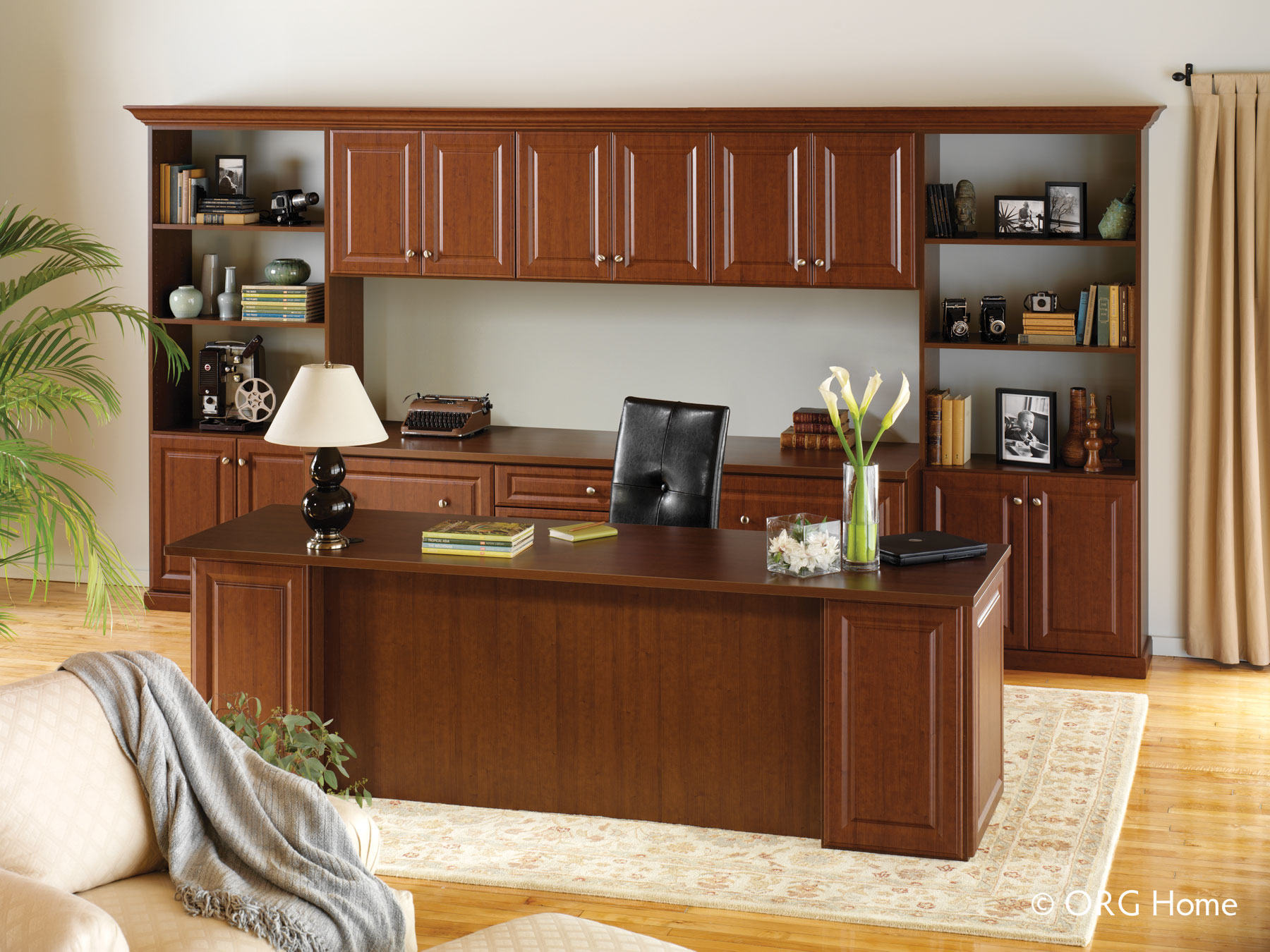 Executive Home Office Storage
