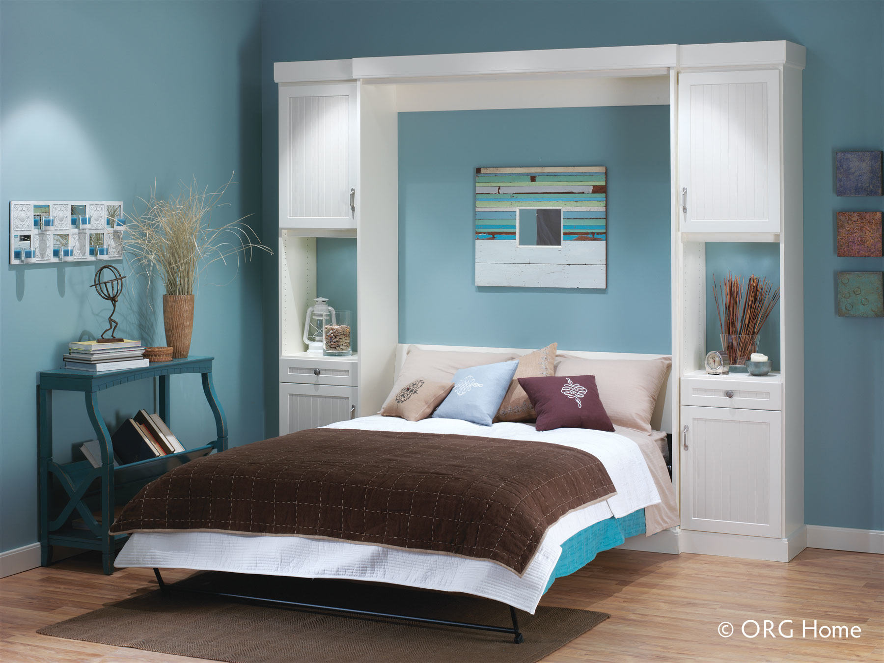 wall bed office. White Murphy Bed Wall Office