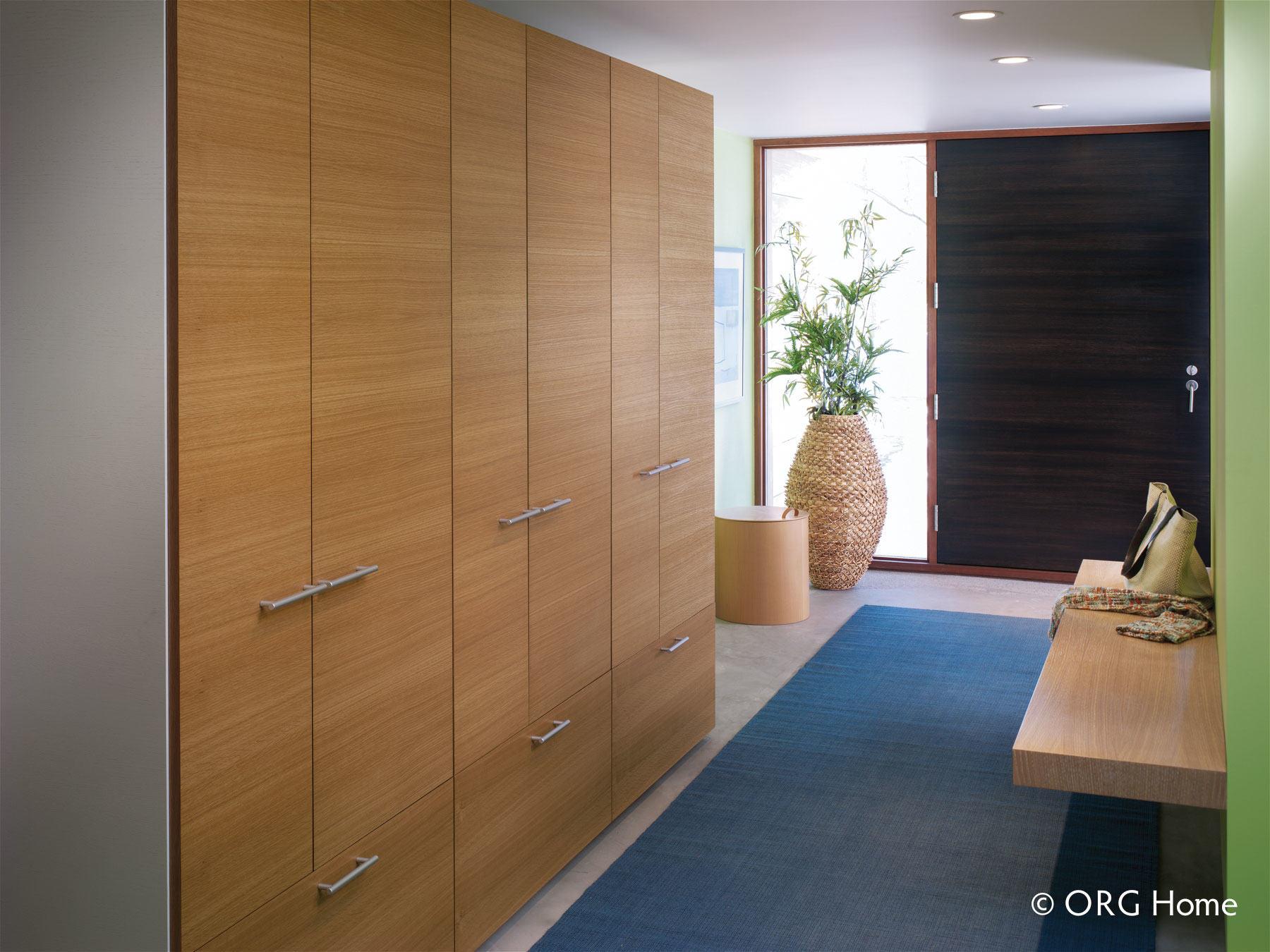 entryway custom storage cabinets