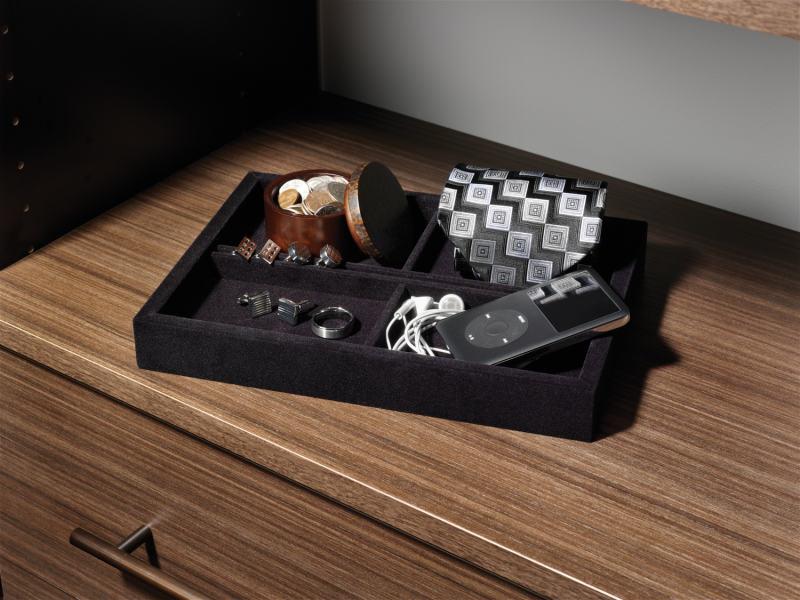 custom closet jewelry tray