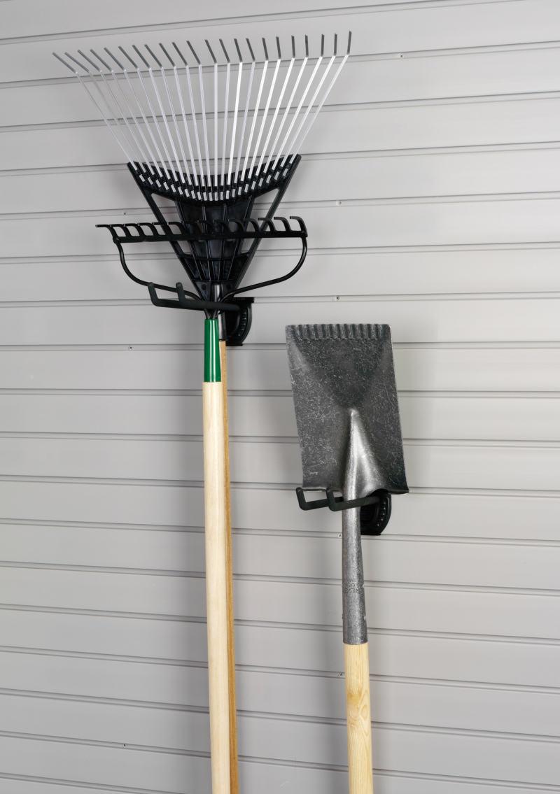 garage slatwall double hook
