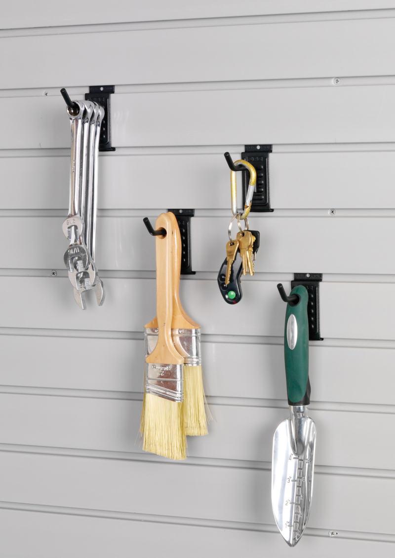 garage slatwall small hook