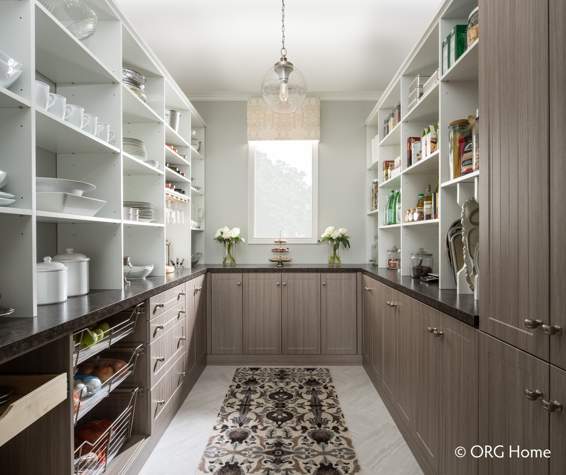 pantry cabinets and storage