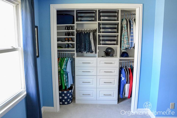 22. Organizing Home Life